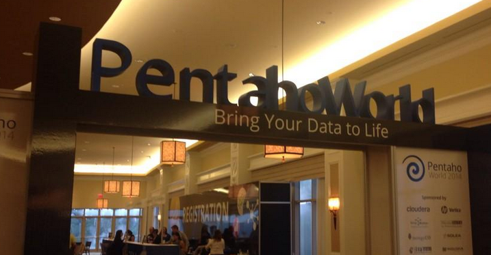 PentahoWorld 2014